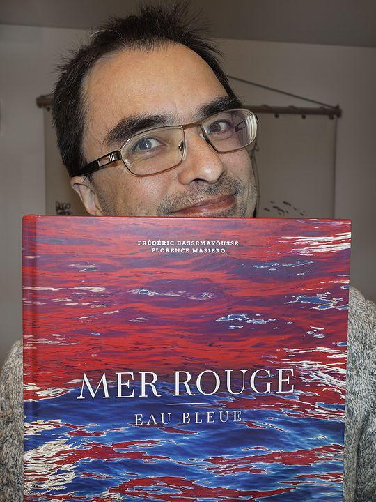 Présentation du livre Mer Rouge - Eau bleue